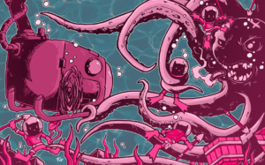 Tentacles & Pussy
